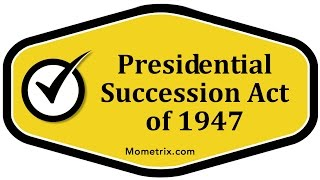 Presidential Succession Act of 1947