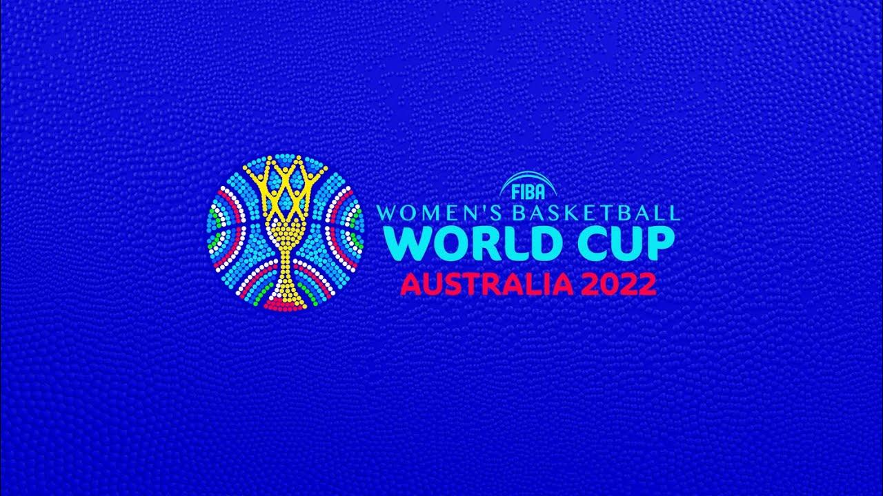 Stunning logo unveiled for FIBA Women's Basketball World Cup 2022!