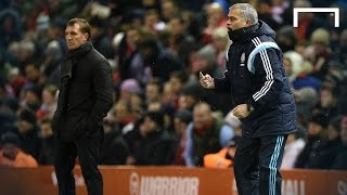 Mourinho frustrated by first-leg draw | Liverpool 1-1 Chelsea