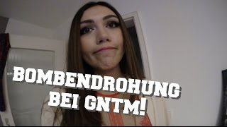 BOMBENDROHUNG BEI GNTM! | AnKat