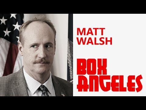 "Matt Walsh ""Write, perform comedy."""