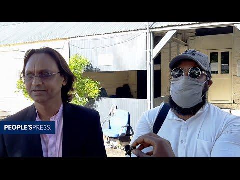 Senna Budlorun: «Mo laisse la justice fer so travay»