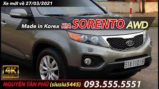 KIA SORENTO AWD 2011 nhập khẩu nguyên chiếc từ Korea