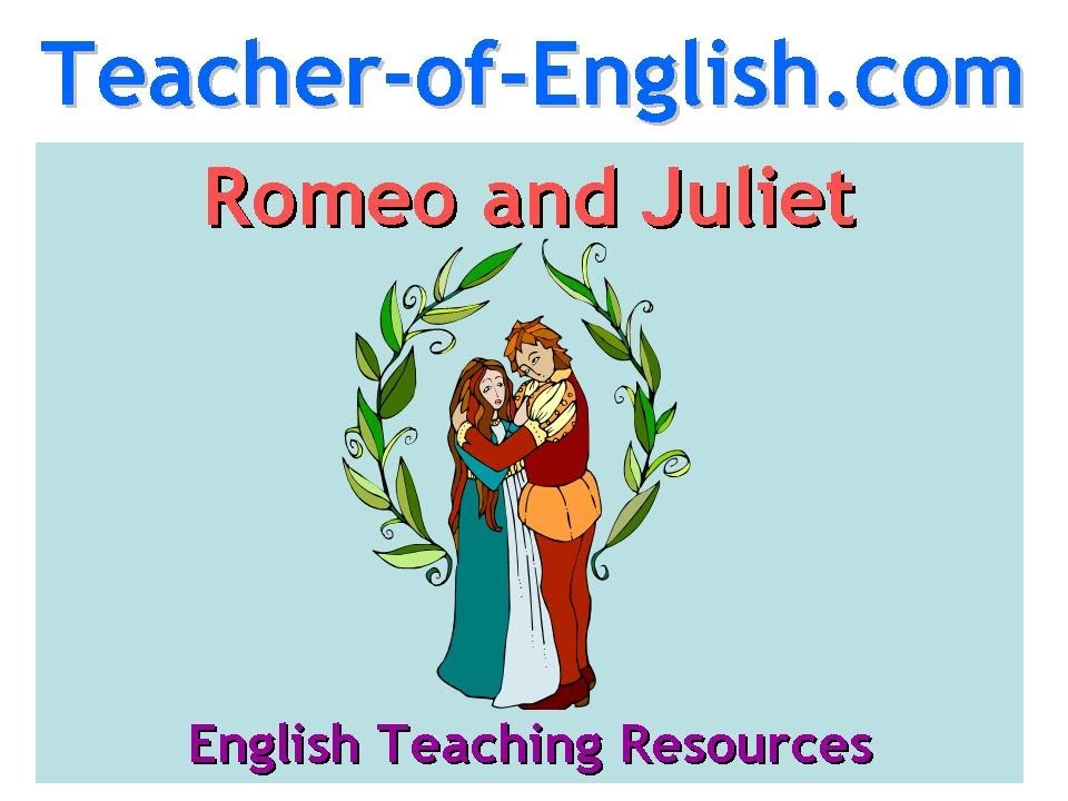 Romeo and Juliet Teaching Resources - YouTube