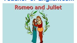 Romeo and Juliet Teaching Resources