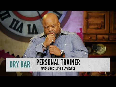 The best trainer ever.  Mark Christopher Lawrence