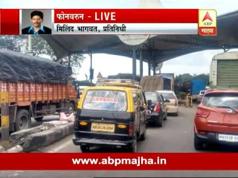 Milind Bhagwat Chat On Traffic Jam On Mumbai Nashik Highway