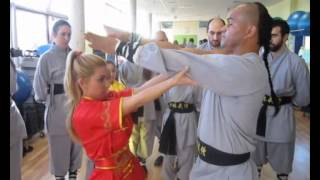 Wing Chun   Chi Sao form Siu lim tao 小念頭  詠春 Grandmaster thumbnail