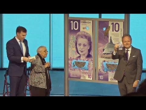 New $10 bill featuring Viola Desmond unveiled