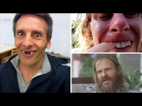 Veganism: The Rotten Teeth Diet! Running Raw, Unnatural Vegan, Light Twins and others