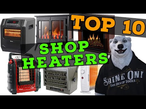 Best Shop Space Heater for 2020 (That won't kill your wallet... or YOU!)