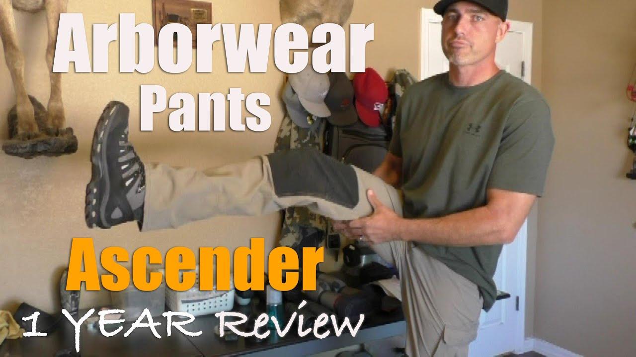 Arborwear Ascender Pants Review  sc 1 st  YouTube & Arborwear Ascender Pants Review - YouTube