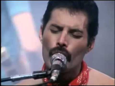 Queen - We are the champions   (MV)