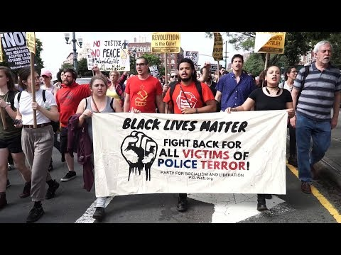 """Philando Can Be Any of Us"": Black Lives Matter Protests Acquittal of Officer in Minnesota Killing"