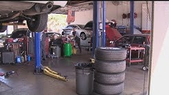 Mechanic finds hidden tracking device on woman's car