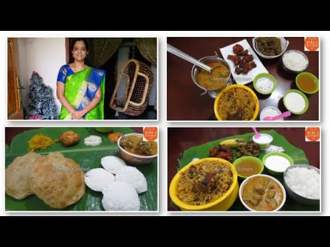 VLOG DIWALI SPL/ONEDAY SPECIAL MENU/breakfast,Lunch,chicken kuzhambu,mutton briyani,mutton chukka,65