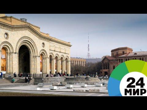 Энергоаварию, оставившую Ереван на полдня без света, устранили