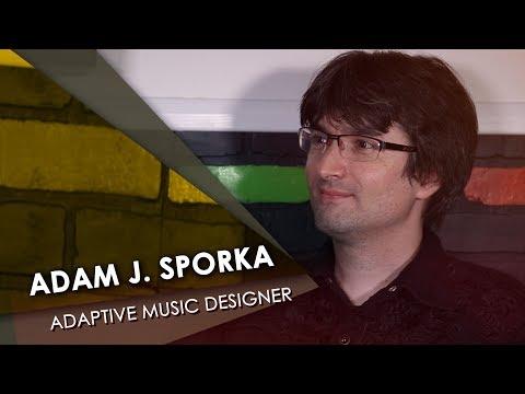 KTM #14 - Adam J. Sporka (Adaptive Music Designer)
