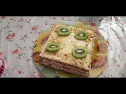 Matzah Cake//No Baking Part 2