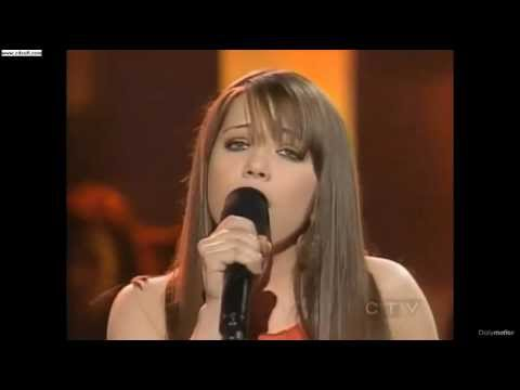 Carly Rae Jepsen - Torn (Top 8 Canadian Idol Season 5)
