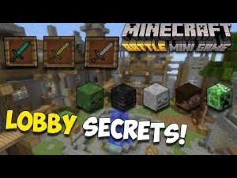 Minecraft Xbox 360 Edition   Games   Old Battle Mini Games Lobby