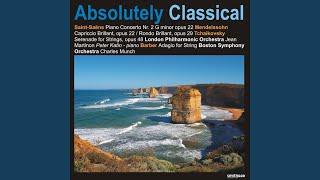 Rondo Brillant, Op. 29