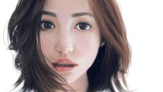 Realism Practice | Paint Tool Sai | Wacom Intuos Draw