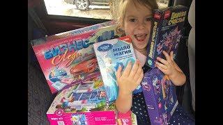 Магазин игрушек, покупки, большой магазин. Игрушки для творчества. Лего!!!