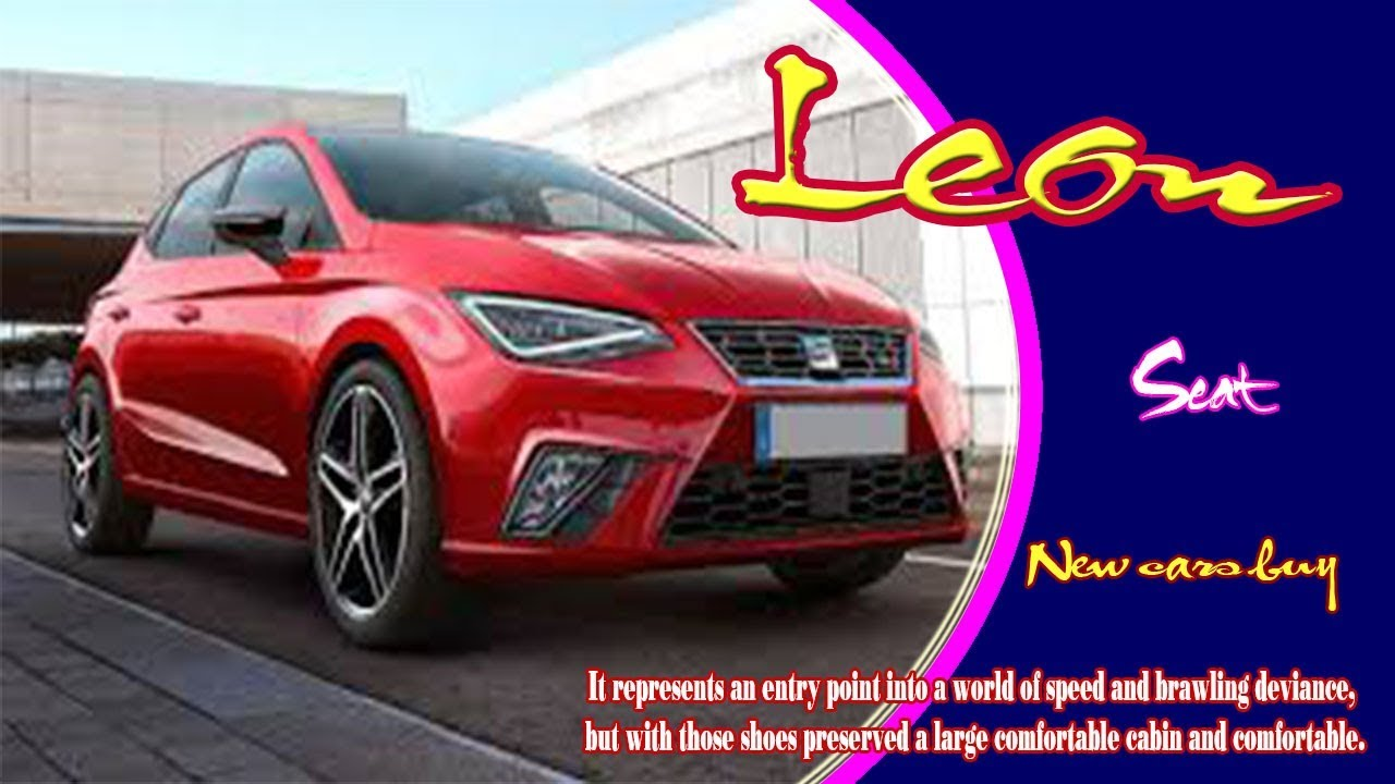 2020 Seat Leon Cupra