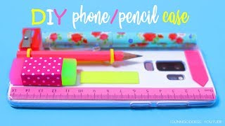 How To Make A Multi-Tool Phone Case For Back-To-School – DIY Multifunctional Phone Case