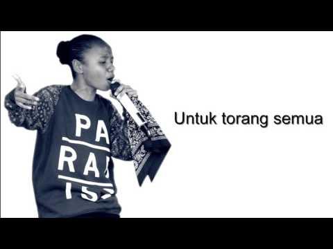 Serbia Melanesia -  Selamat Natal Tuk Semua (Music Video Lyric)