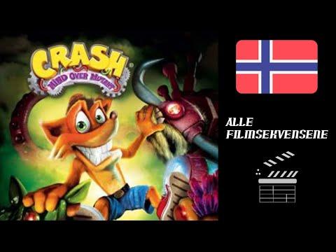 Crash Bandicoot: Mind Over Mutant // Filmsekvenser // (Norsk / Norwegian)