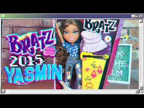 👸🏽 РАСПАКОВКА ✨ Bratz Давай знакомиться Ясмин | Кукла Hello My Name Is Yasmin