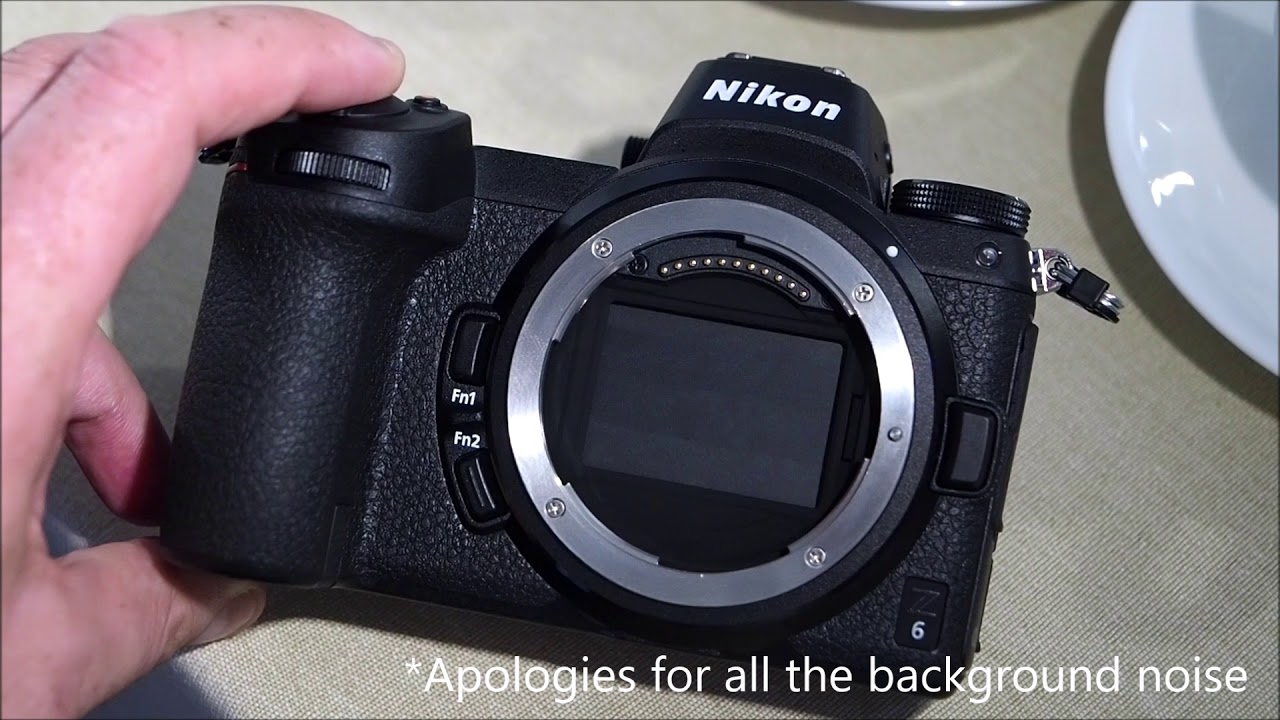 Nikon Z6 Continuous Shooting at 12fps