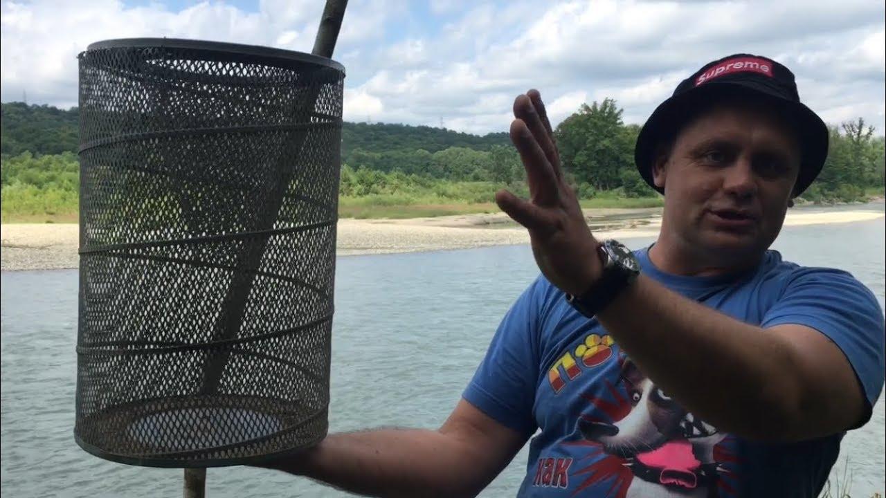 Рыбалка на КУБАРЬ из Камазовского фильтра.Тайна большого улова
