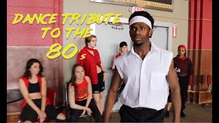 DANCE TRIBUTE TO THE 80's (Official Trailer 2) - the INstitute of Dancers, Glenn Douglas Packard