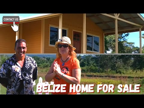 Belize Home for Sale- Email MacarenaRose@gmail.com
