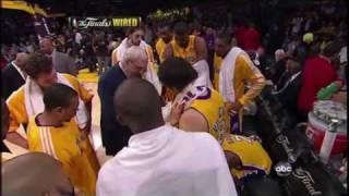 Phil Jackson orders Lakers to injure Kendrick Perkins