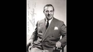 Alexander Kipnis sings In stiller Nacht, Brahms - Volkslied WoO 34