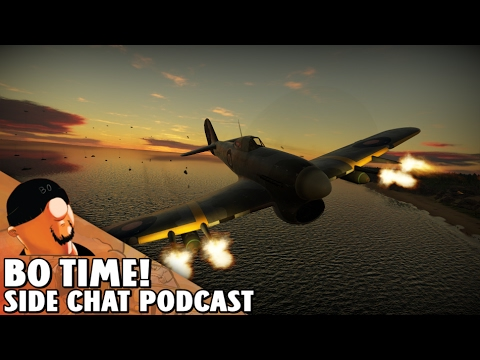 Side Chat Podcast - USS Indianapolis Ep. 55