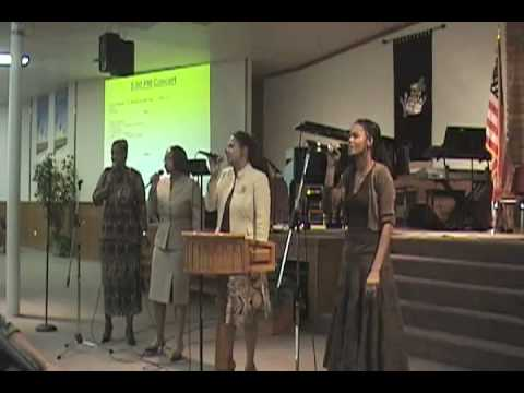 Family Worship Medley - We Worship Your Holy Name (Kirk Franklin)