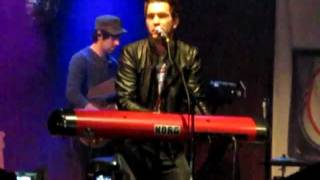 fine by me by Andy Grammer in NYC