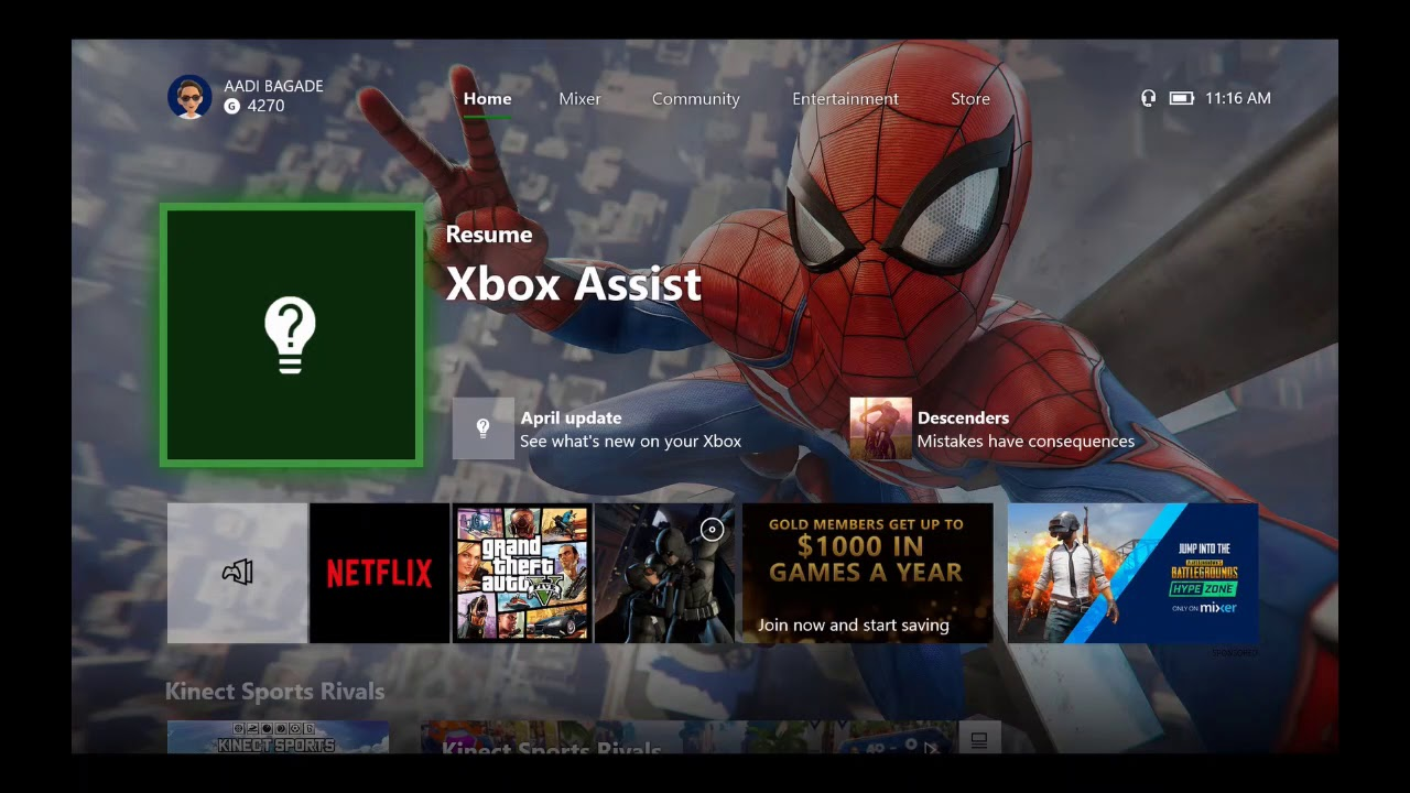 How To Add Custom Wallpapers To Any Xbox One Xbox One S And Xbox One X Youtube
