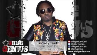 Rickey Teetz - From Dem Diss (Raw) Extreme Caution Riddim - January 2016