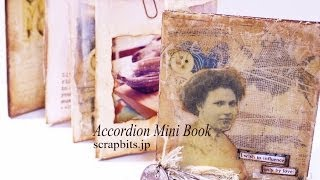 Accordion Mini Book