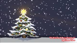 Christmas Holiday Music - WISH YOU A MERRY CHRISTMAS  (Vocal Jazz) - Es Jammys Jam