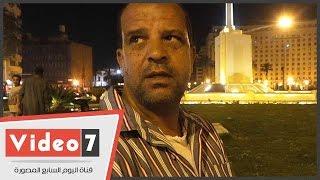 """مواطن لمحافظ القاهرة :""""مش عارفين نمشى فى شارع بورسعيد من الاشغالات"""""""