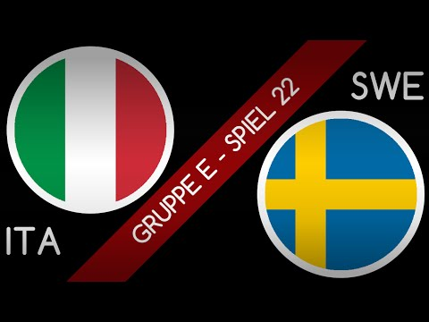 italien schweden prognose