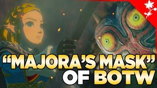 "Breath of the Wild Sequel Getting the ""Majora's Mask Treatment"""