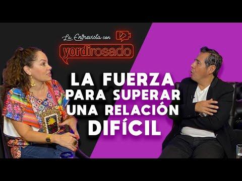 La fuerza para SUEPERAR UNA RELACIÓN TÓXICA   Tatiana   La entrevista con Yordi Rosado